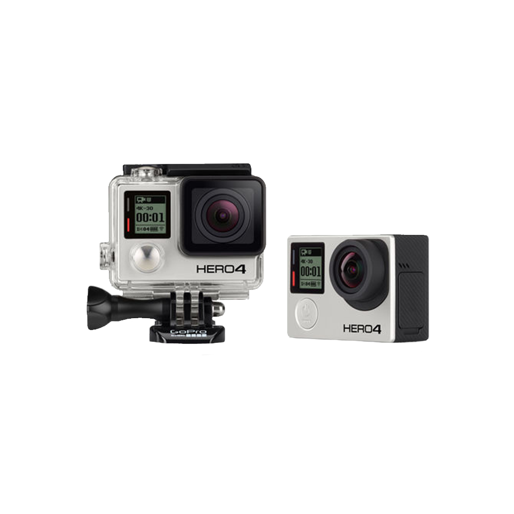 GoPro Hero Camera - $30 per day
