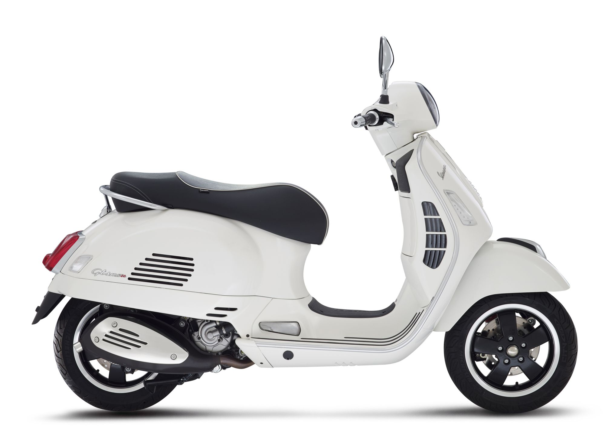 Vespa GTS 300 Super White